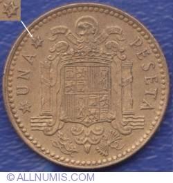 Image #1 of 1 Peseta 1975 (77)