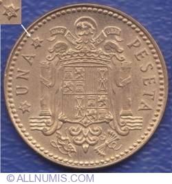 Image #1 of 1 Peseta 1975 (80)