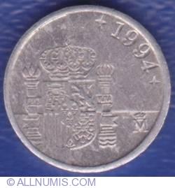 Image #2 of 1 Peseta 1994