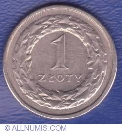 Imaginea #1 a 1 Zloty 1994