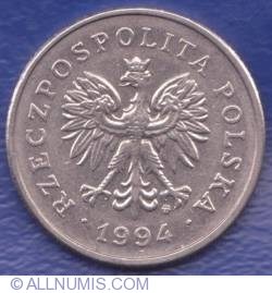 Image #2 of 1 Zloty 1994