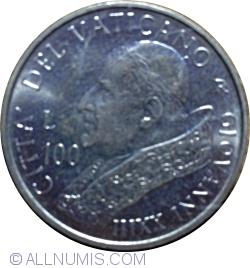 Image #1 of 100 Lire 2001 (XXIII)