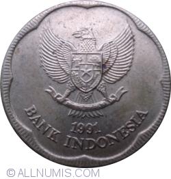 Imaginea #2 a 500 Rupii 1991