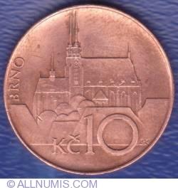 Imaginea #1 a 10 Coroane 1993