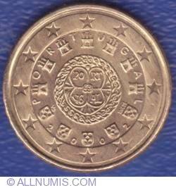 Imaginea #2 a 10 Euro Centi 2002