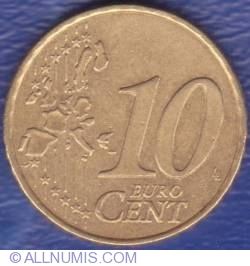 Image #1 of 10 Euro Cent 2006