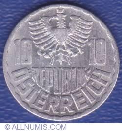 10 Groschen 1959