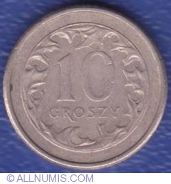 Imaginea #1 a 10 Groszy 1992