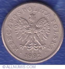 Imaginea #2 a 10 Groszy 1992