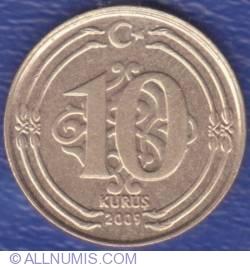 Image #1 of 10 Kuruș 2009