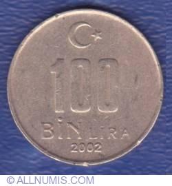 Image #1 of 100000 Lira 2002