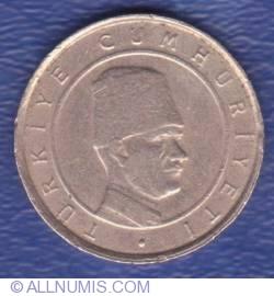 Image #2 of 100000 Lira 2002