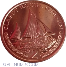 Image #1 of 2 Pence 2001 AC