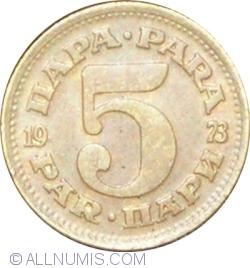 5 Para 1973