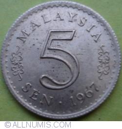 Image #1 of 5 Sen 1967