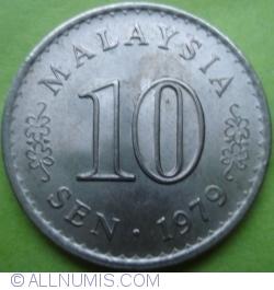 Image #1 of 10 Sen 1979
