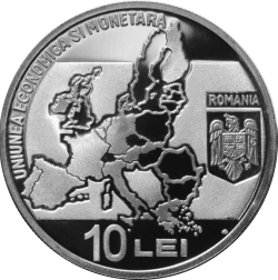 Image #1 of 10 Lei 2009 - 10th anniversary of the European Economic and Monetary Union and the launch of the single currency - the euro