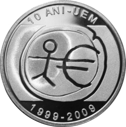 Image #2 of 10 Lei 2009 - 10th anniversary of the European Economic and Monetary Union and the launch of the single currency - the euro