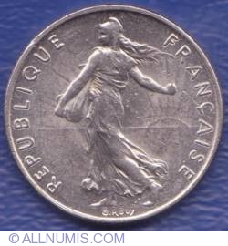 1/2 Franc 1994 (Dolphin)