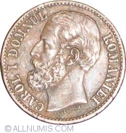 Imaginea #2 a 2 Bani 1880