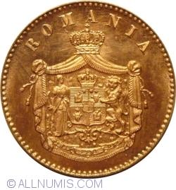 Imaginea #2 a 2 Bani 1867 (Heaton)