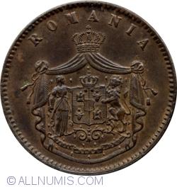 Imaginea #2 a 10 Bani 1867 (Heaton)