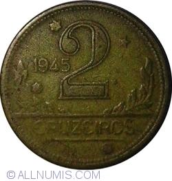 Image #1 of 2 Cruzeiros 1945