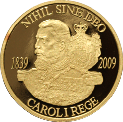 Image #2 of 500 Lei 2009 - The 170th anniversary of the birth of King Carol I