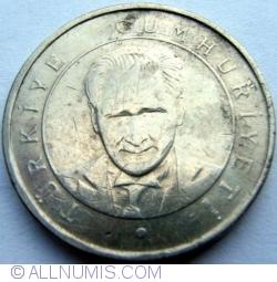Image #2 of 250 000 (250 Bin) Lira 2002