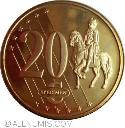 20 Euro Cent 2003 (Fantezie)