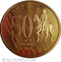 Imaginea #1 a 50 Euro Cent 2003 (Fantezie)