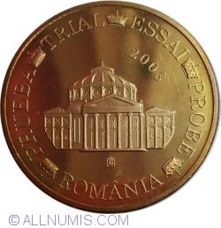 Imaginea #2 a 50 Euro Cent 2003 (Fantezie)