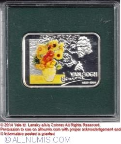 Image #2 of 1 Dollar 2007 - Vincent Van Gogh