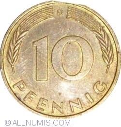 Image #1 of 10 Pfennig 1996 D