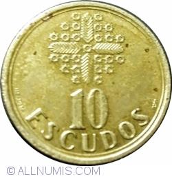 Imaginea #1 a 10 Escudos 1997