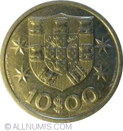 Imaginea #1 a 10 Escudos 1971