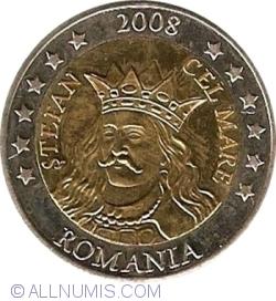 Imaginea #2 a 2 Euro 2008 - Stefan cel Mare (Fantezie)