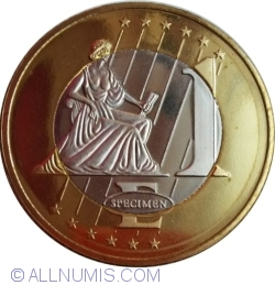 Imaginea #1 a 1 Euro 2003 (Fantezie)
