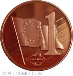 1 Euro Cent 2003 (Fantezie)