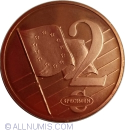 Image #1 of 2 Euro Cent 2003 (Fantasy)