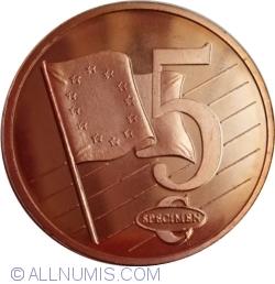 Imaginea #1 a 5 Euro Cent 2003 (Fantezie)