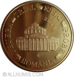 10 Euro Cent 2003 (Fantezie)