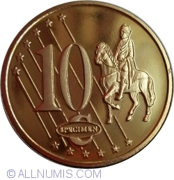 Image #1 of 10 Euro Cent 2003 (Fantasy)