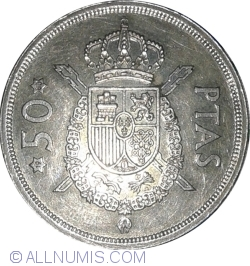 Image #1 of 50 Pesetas 1975 (80)