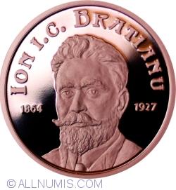 Image #2 of 1 Leu 2014 - 150 years since the birth of Ion I. C. Brătianu.