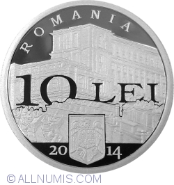 10 Lei 2014 - 150 years since the establishment of the Senate of Romania