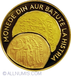 Image #2 of 10 Lei 2014 - The History of Gold – Gold Coins Minted at Histria