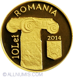 Image #1 of 10 Lei 2014 - The History of Gold – Gold Coins Minted at Histria