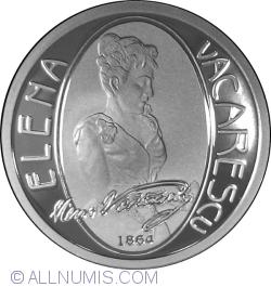 Image #2 of 10 Lei 2014 - 150 years since the birth of Elena Văcărescu