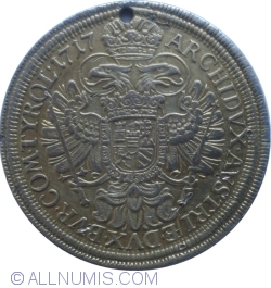 Image #2 of 1 Thaler 1717
